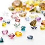 The Spectrum of Colorful Diamonds